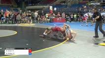 138 Semi-Finals - Mason Schulz, North Dakota vs Mason Phillips, Washington