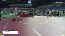 144 5th Place - Joye Levendusky, New York vs Michelle Camacho, California Blue