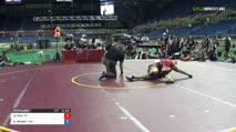 152 5th Place - Hailey Finn, New York vs Alia Abushi, California Blue