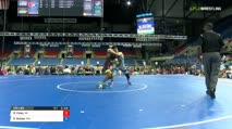 120 Semi-Finals - Rayvon Foley, Michigan vs Patrick Mckee, Minnesota