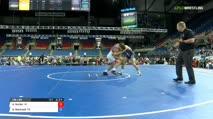 138 Semi-Finals - Alston Nutter, Wisconsin vs Aristotle Rockwell, Oregon