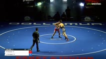 145 Finals - Peyton Omania, California vs Jaden Enriquez, California