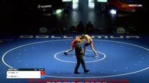 195 Finals - Dalton Hahn, Wisconsin vs Jacob Warner, Illinois