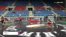 164 3rd Place - Mikayla Mata, Texas Red vs Korinahe Bullock, Illinois