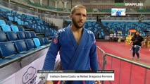 Irailson Costa vs Rafael Braganca 2017 Gracie Pro Jiu-Jitsu