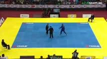 Marcos Junior vs Gildasio Santana 2017 Gracie Pro Jiu-Jitsu