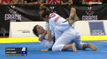 Glaucia Braga vs Jessica Swanson 2017 Gracie Pro Jiu-Jitsu