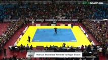 Roger Gracie vs Marcus Almeida 2017 Gracie Pro Jiu-Jitsu