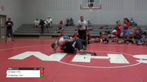 285 RR Rnd 1 - Bailey Vesco, Kansas Bronze vs Gabriel Martinez, Team Tacos