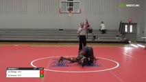 152 RR Rnd 7 - Brandon Phillips, West Ranch Punishers vs Bret Duncan, Wca
