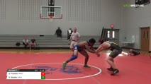 185 RR Rnd 7 - Demichael Franklin, West Ranch Punishers vs Deklin Goeden, Wca
