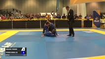 Emmanuel Theodor vs Patrick Kendall Ch World Master Jiu-Jitsu IBJJF Championship
