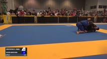 Christopher R. Atkins vs Eliezer David Raab World Master Jiu-Jitsu IBJJF Championship