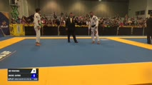 MICHEL SATIRO vs JOE HISATAKA World Master Jiu-Jitsu IBJJF Championship