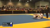 Bruno Almedia vs Fabio De Assuncao World Master Jiu-Jitsu IBJJF Championship