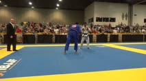 Jiuliano Sucena Leon vs Thiago De Godoi Braga World Master Jiu-Jitsu IBJJF Championship