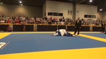 Eduardo Cuhna vs Oliver Leys World Master Jiu-Jitsu IBJJF Championship