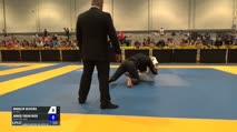 Wancler Oliveira vs Ahmed Yosan Rich World Master Jiu-Jitsu IBJJF Championship