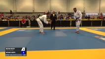 Walton Presto vs Anthony Joseph World Master Jiu-Jitsu IBJJF Championship