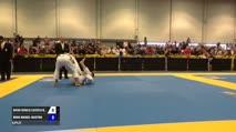 Diego Rebelo Castelo Branco vs Nuno Manuel Martins World Master Jiu-Jitsu IBJJF Championship
