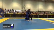 Jay Radhakrishnan vs David Dickson Gorham World Master Jiu-Jitsu IBJJF Championship