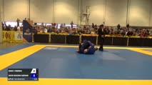 Daniel Fundora vs David Dickson Gorham World Master Jiu-Jitsu IBJJF Championship