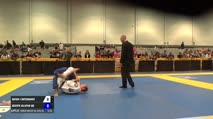 Anton I Gotsmanov vs Joseph Jalapan QUerubin World Master Jiu-Jitsu IBJJF Championship