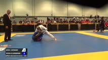ANTON I. GOTSMANOV vs VICTOR DE ALBUQUERQUE SHINZATO World Master Jiu-Jitsu IBJJF Championship