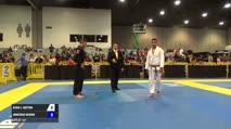Alika J. Dayton vs Jonathan Medina World Master Jiu-Jitsu IBJJF Championship