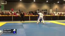 Thiago Andrade Do... vs Stephen M. Saccone World Master Jiu-Jitsu IBJJF Championship