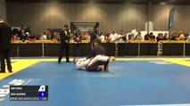 Tony Perez vs Rick Taldykin World Master Jiu-Jitsu IBJJF Championship