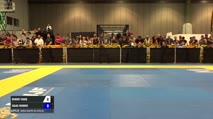 Denier Tariq vs Isaac Rehner World Master Jiu-Jitsu IBJJF Championship