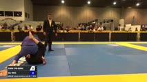 Karen Lynn Burns vs Jill White World Master Jiu-Jitsu IBJJF Championship