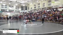 106 Round of 32 - Adrian Neco, Central High School vs Sammy Shires, The Alliance Wrestling Academy