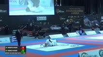AUGUSTO ARAUJO vs ROBERT OLIVEIRA Abu Dhabi Grand Slam Los Angeles