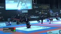 MAX RUDERMAN vs FRANCISCO RODRIGUES Abu Dhabi Grand Slam Los Angeles