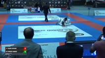 OBAID ALKAABI vs ROBERT SABROE Abu Dhabi Grand Slam Los Angeles