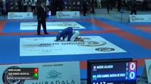 MEHDI ALLAQUI vs JOAO GABRIEL BATISTA DE SOUSA Abu Dhabi Grand Slam Los Angeles
