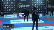 DE JESUS, NATHELY MELO vs SANTOS, FABIANA Abu Dhabi Grand Slam Los Angeles