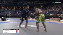 Marcus Almeida vs Tim Spriggs ADCC 2017 World Championships