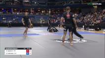 AJ Agazarm vs Ethan Crelinsten ADCC 2017 World Championships