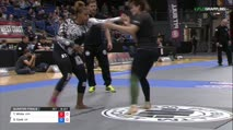 Tara White vs Samantha Cook ADCC 2017 World Championships