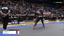 Vinny Magalhaes vs Bruno Bastos ADCC 2017 World Championships