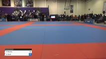 Peter Marzilia vs David Postiglione Pan IBJJF Jiu Jitsu No Gi Championship