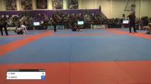 EDUARDO RIOS vs DANTE LEON Pan IBJJF Jiu Jitsu No Gi Championship