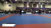 MERLIN A. RAMOS-GU vs COLE THOMAS FRANS... Pan IBJJF Jiu Jitsu No Gi Championship