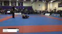 Christopher Kermis vs Fernando Chava Pan IBJJF Jiu Jitsu No Gi Championship