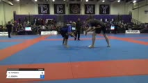 WILLIAM TIMONEY vs JOSEPH MERWIN Pan IBJJF Jiu Jitsu No Gi Championship