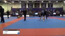 JAKE LANDALS vs TAFON NCHUKWI Pan IBJJF Jiu Jitsu No Gi Championship
